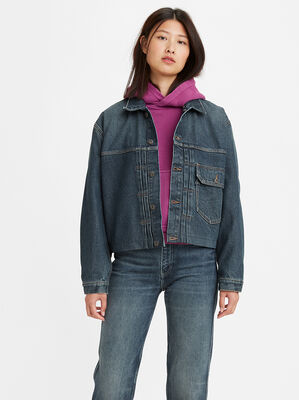 Levi's® Made & Crafted® Type I Trucker Jacket