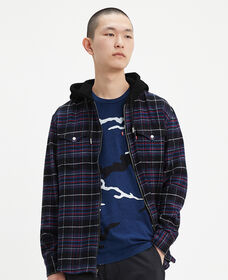 Hooded Modern Barstow Shirt
