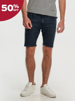 Slim Fit Jean Shorts