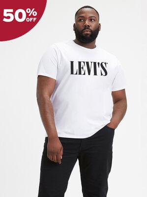 Levi's® Graphic Tee (Big & Tall)