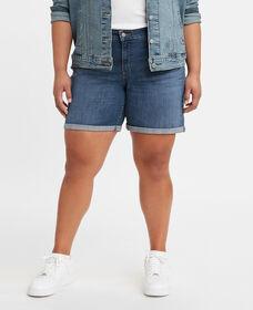 New Jean Shorts (Plus Size)