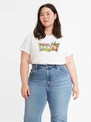 Logo Perfect T-Shirt (Plus Size)