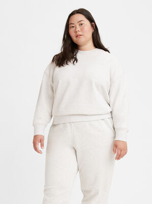 Work From Home Sweatshirt (Plus Size)