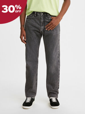 551™ Z Authentic Straight Cropped Jeans