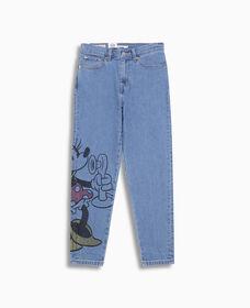 Levi's® x Disney Mickey & Friends High-Waisted Boyfriend Jean