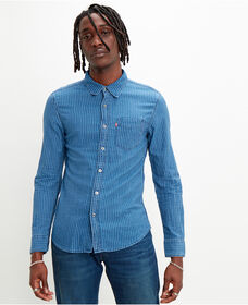 Slim Sunset One Pocket Shirt