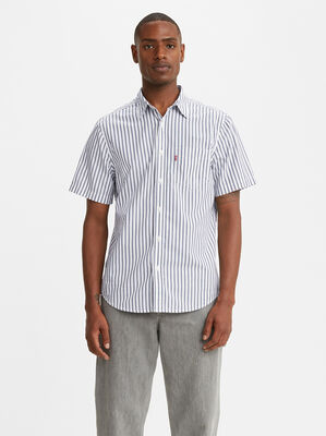 Short Sleeve Classic 1 Pocket Shirt