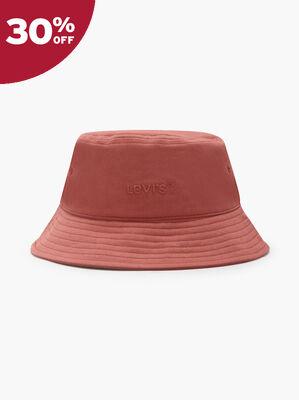 Bucket Hat with Wordmark Logo