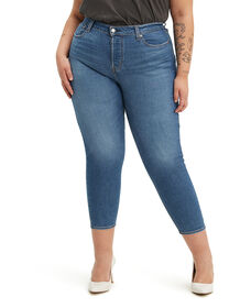 Wedgie Fit Skinny Jeans (Plus Size)