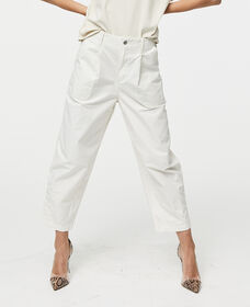 Utility Pleated Balloon Pants