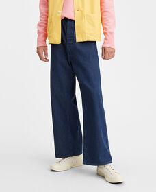 Orange Tab Sports Pants