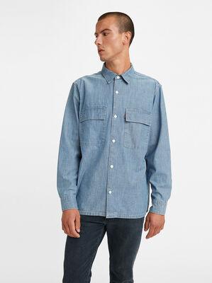 Utility Pocket Worker Shirt