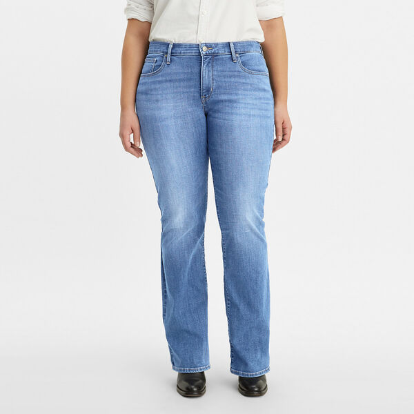 315 Shaping Bootcut Jeans (Plus Size)