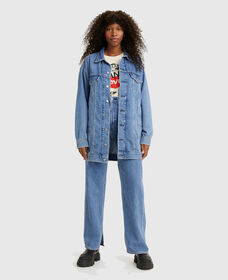 Levi's® x GANNI Trucker Dress