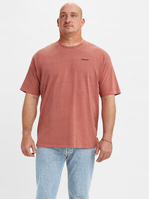 Red Tab Vintage T-shirt (Big & Tall)