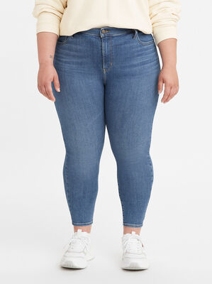 720 High-Rise Super Skinny Jeans (Plus Size )