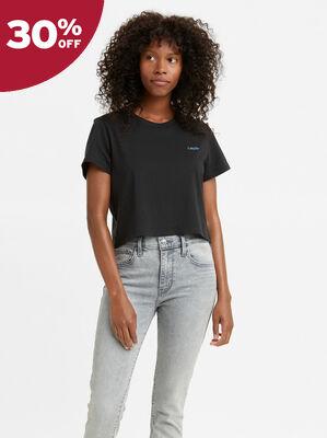 Cropped Jordie T-shirt