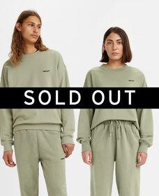 Levi's® Unisex Fleece Crewneck Sweatshirt
