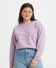 Diana Crewneck Sweatshirt (Plus Size)