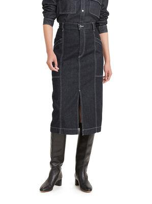 Levi's® Made & Crafted® Safari Denim Skirt